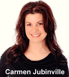 Carmen Jubinville, the Body Image Coach, gives advice on dealing with negative people. (Photo)