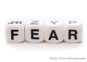 Overcome fear and enjoy more success in business, life. (Photo: Kriss Szkurlatowski)
