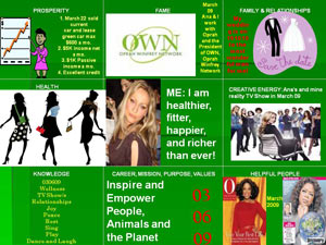 How to make a vision board entrepreneurial woman magazine pronofoot35fo Gallery