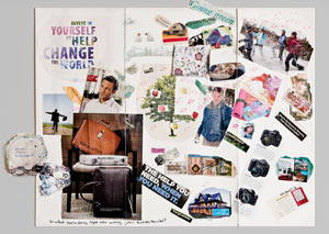 how-to: make a vision board | entrepreneurial woman magazine, Powerpoint templates