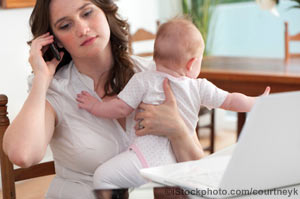 Business Advice for Mompreneurs (Photo)