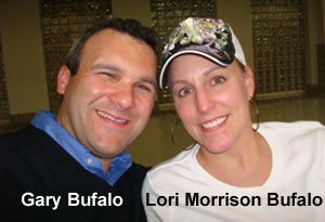 Gary and Lori Morrison Bufalo - Couch to 5K (Photo submitted by Michele Broxton)